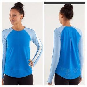Lululemon Run: bold in the cold long sleeve 4